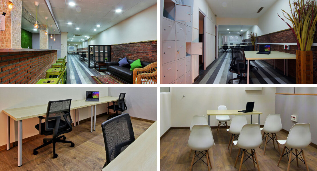 COCO PLACE - Coworking in Barcelona Gracia