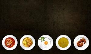 Gracia es un barri multicultural on pots menjar tot tipus de plats