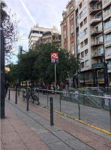 Coco Place es troba al costat de la parada de metro de lesseps a Gràcia