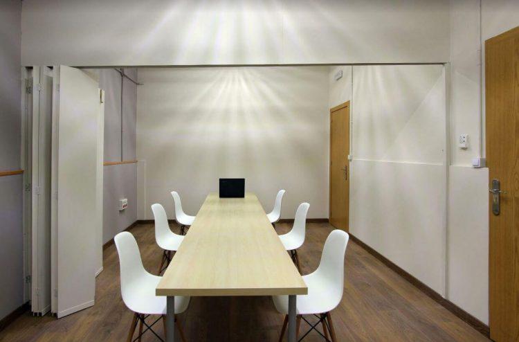 Espacio propio para desarrollar tu actividad empresarial en un Coworking