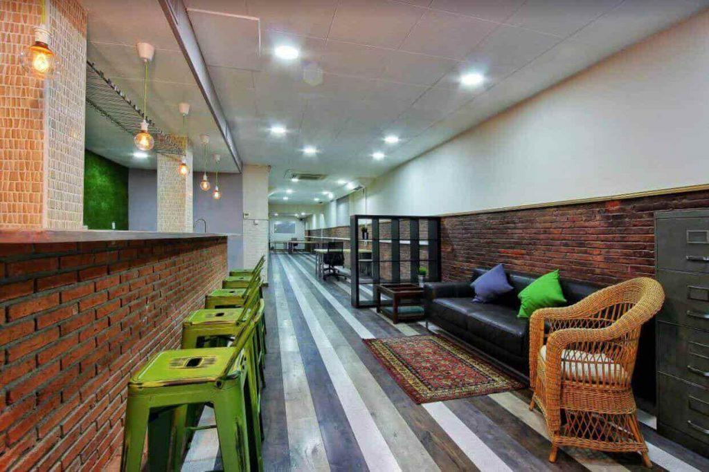 Espacio colaborativo en Gracia para empresas o strat-ups