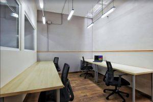 Espacio de trabajo en Barcelona en el barrio de gracia para empresas