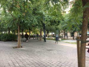 Lesseps en el barrio de Gracia un espacio bueno para trabajar