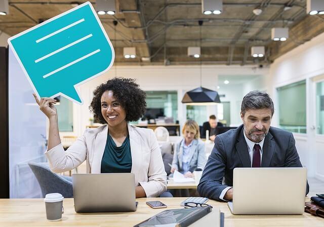 Un lloc amb confiança i bon rotllo pot aportarte felicitat al treball